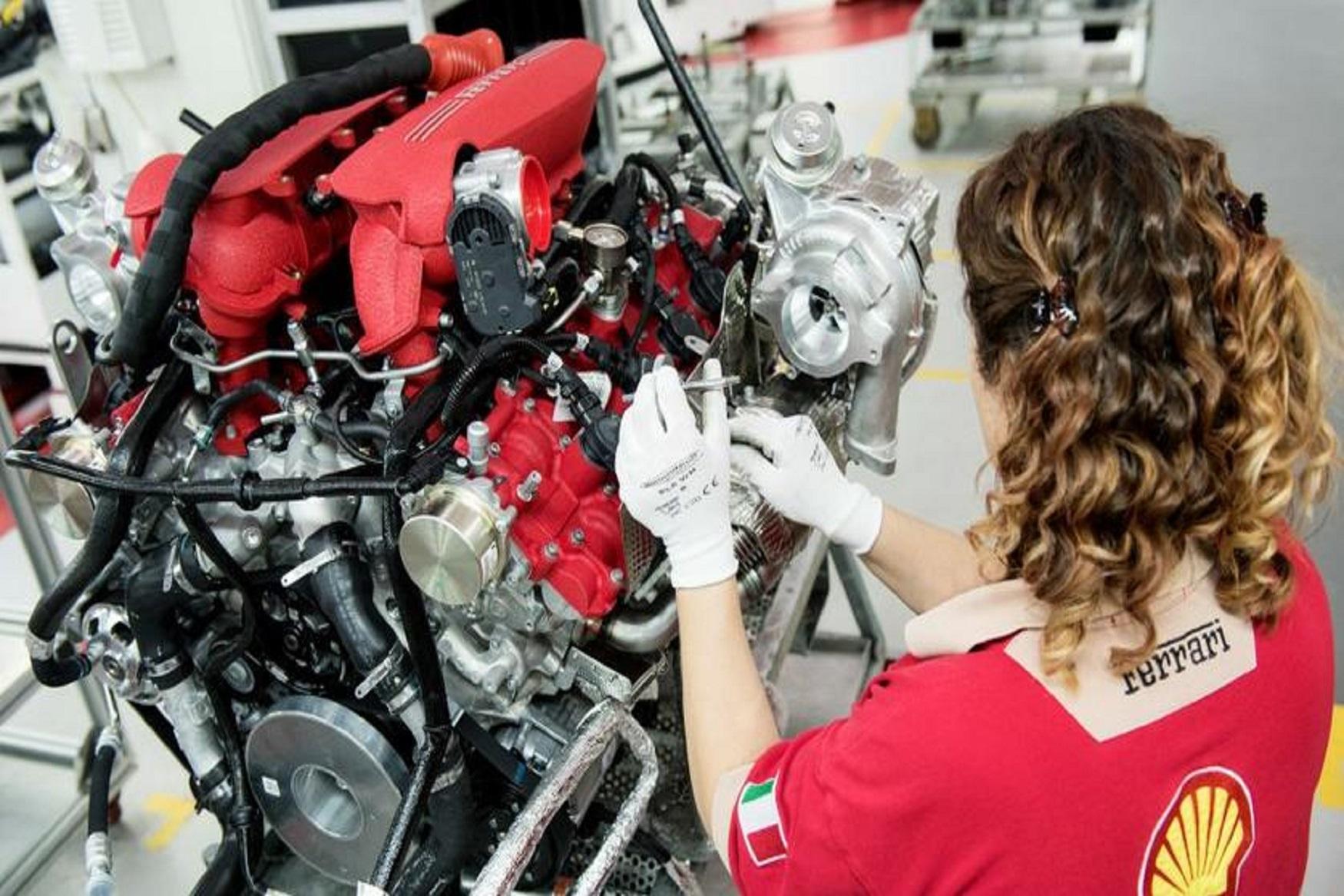 Ferrari ottiene la certificazione Equal Salary: parità di ...